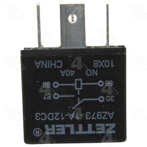 Radiator Fan Relay Kit-Rad Fan Controller 35798 HELLA 4RA931 210-29 USA