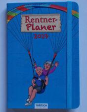A6 Taschenkalender 2019 Flamingo Kaktus Melone Sterne Mohn Rentner Planer