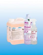6 x 1 Liter Blutoxol Desinfektionsreiniger Küche Gastro Lebensmittelbereich
