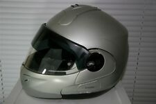 Nolan N102 N-Com Platinum Helmet Motorcycle XL Extra Large NO HEADSET Full Face