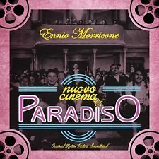 ENNIO MORRICONE Nuovo Cinema Paradiso black vinyl 180gr. LP