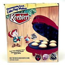 Keebler Cake Pop Maker CPM-1K Keebler Elf Cooking Baking Used Clean