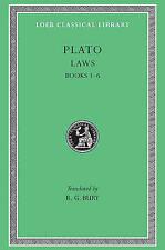 The Laws: Bks. I-VI by Plato (Hardback, 1926)