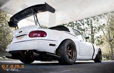 Mazda MX 5 Rear TS Style Diffuser Undertray for Racing Performance Aero v6