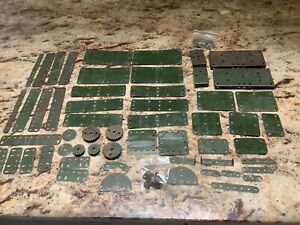 Mechanised Army Parts-late 1930s,Lot 1-Poorer-over 50 pieces