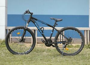 """26""""  Mountain Bike 17"""" Frame 21 Speed MTB Bicycle Authentic SHIMANO Accessories"""