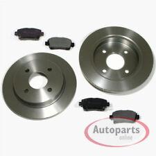 Hyundai i20 GB - Bremsscheiben Bremsen Bremsbeläge für hinten die Hinterachse
