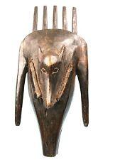Art Africain Tribal - Impressionnant Masque Koranko - Guinée Conakry - 50 cms