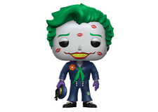 Funko Pop Culture DC Bombshells Joker with Kisses Chase Limited Vinyl Figure