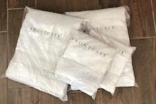 Frontgate Resort Cotton Luxury Bath Towel Set 100% Turkish Cotton Fog NIB