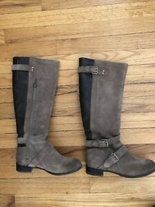 Ugg Boots Suede and Leather 5.5