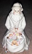 Lenox Santa with Presents Fine Bone China Porcelain Figurine (Brand New)