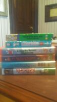 CHARLIE BROWN PEANUTS SNOOPY VHS LOT OF 6 FREE SHIPPING