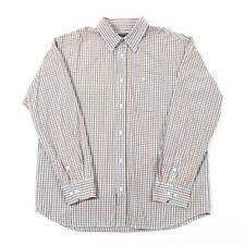 Très bon état vintage Wrangler à motif écossais Western Shirt | Hommes 2XL | cow-boy Rétro Carreaux