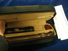 "NEW MOECK ""ROTTENBURGH"" SOPRANINO RECORDER, STAINED MAPLE, MODEL 4101"