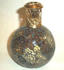 Ashleigh & Burwood Fragrance Lamp Brown Glass decor New