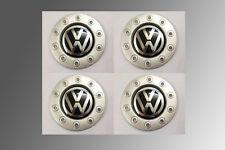 Wheel Center Cap Set of 4 For VW MK4 Golf GTI Montreal Wheel 1J0601149A New