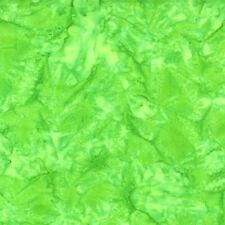 Kaufman Batik Prisma Dyes Fabric, AMD-7000-33 KIWI, By The Half Yard