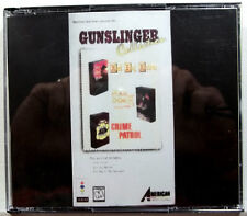 Gunslinger Collection (3DO) Game & Generic Cover - Clean,Tested & Fast Shipping