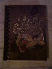 A Taste of Georgia Cookbook, Newnan Junior League GA 15th Print