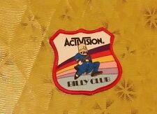 ~ Atari 2600 VCS Vintage 80's Activision Patch -- Keystone Kapers Billy Club ~