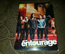 Entourage: The Complete First Season (DVD, 2005, 2-Disc Set) FREE SHIPPING New