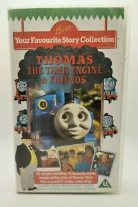 Thomas The Tank Engine Story Collection Thomas Goes Fishing VHS Video  TBLO
