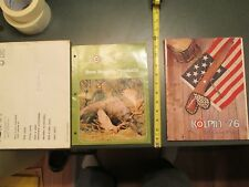 1976 Kolpin Bow Hunting and Gun rifle Cases Catalogs & sales info Brochures