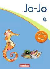 Jo-Jo Sprachbuch - Aktuelle allgemeine Ausgabe. 4. Schuljahr - Ferienspaß mit J…