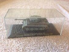 """Altaya Pz.Kpfw.VI Tiger Ausf.E 13./Pz. Regt.""""Grossdeutschland""""Neuhammer 1943tank"""