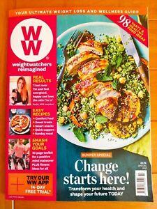 WW / Weight Watchers Magazine (Special 2021) - Includes Free App Trial - New