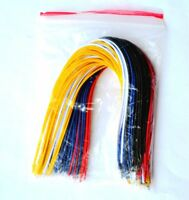 Hookup Wires For Consumer Electronics DC Power Cord 100 Pieces/Set Wiring Supply