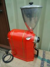 More details for superb vintage antique parnall commercial coffee grinder working very rare