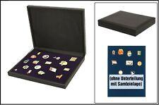 Safe 63600 nova de Luxe Coffret à Bijoux Noir 1 Compartiment Pour A - Z
