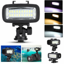 Underwater Diving Waterproof 40m LED Video Fill Light for GoPro Sports Camera 6W