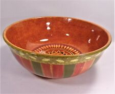 "Tabletops Gallery Rio 10"" serving bowl"