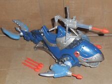Motu WAR WHALE 2002 200x Masters Of The Universe He-man Vehicle