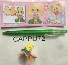 PAM  (variante)+ CARTINA POP PIXIE 1-2011  DC170. Kinder sorpresa 2011/2012