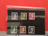 Liberation of Rumburg Overprint Mint Never Hinged Stamps R37144