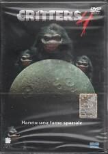 Critters 4 (1993) DVD