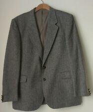 Mr Harry Couture Blazer Jacket * 42R US * Tweed * Double Vented