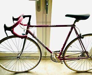Bianchi Vento 607 columbus celeste Rennrad Vintage