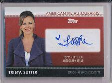 2011 Topps American Pie Autograph - APA-5 Trista Sutter Auto