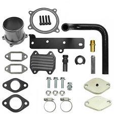 Egr Cooler & Throttle Valve Delete Kit For 2013-18 Dodge Ram 6.7L Cummins Diesel