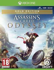ASSASSIN'S CREED ODYSSEY GOLD EDITION Xbox One LEGGI DESCRIZIONE/READ DESCRIPT