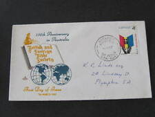 150th Anniversary 1967 Australia Fdc Fdi First Day of Issue Stamp Cover