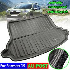 For Subaru Forester 2019 2020 Heavy Duty Rear Trunk Mat Boot Cargo Liner Carpet