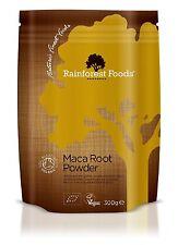 Rainforest Foods Organic Maca Root Powder 300g