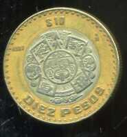 MEXIQUE 10  pesos  1997