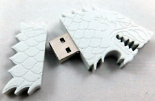 Game of Thrones Stark Dire Wolf 4 GB USB Flash Drive Song of Ice & Fire Official